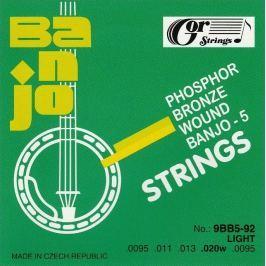 Gorstrings Banjo 9BB5-92 Struny pro banjo