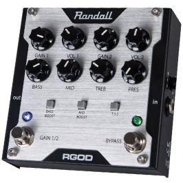 Randall RGOD Overdrive / Distortion / Fuzz / Boost