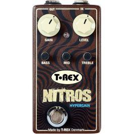 T-Rex Nitros Overdrive / Distortion / Fuzz / Boost