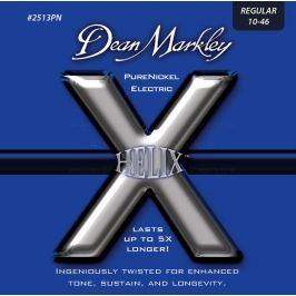 Dean Markley 2513PN REG 10-46 Helix PureNickel Struny pro elektrickou kytaru .010