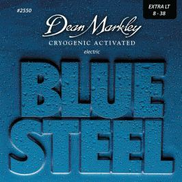 Dean Markley 2550 XL 8-38 Blue Steel Electric Struny pro elektrickou kytaru .008