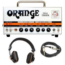 Orange Dual Terror 30 Head SET Celolampové zesilovače