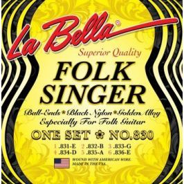LaBella 830 Folksinger