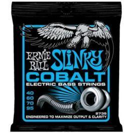 Ernie Ball 2735 Cobalt Extra Slinky Bass 40-95