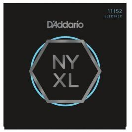D'Addario NYXL1152 Struny pro elektrickou kytaru .011