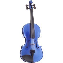 Stentor Violin 4/4 HARLEQUIN Atlantic Blue Housle