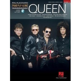 Hal Leonard Queen Piano Noty pro klávesové nástroje
