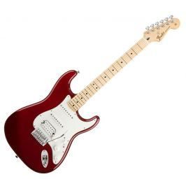 Fender Standard Stratocaster HSS MN Candy Apple Red ST-Modely