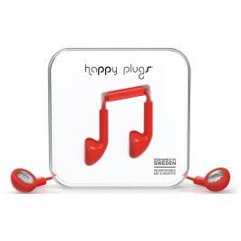 Happy Plugs Earbud Red