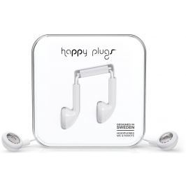 Happy Plugs Earbud White
