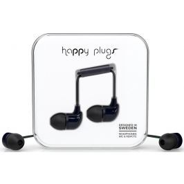 Happy Plugs In-Ear Black