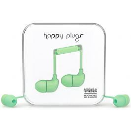Happy Plugs In-Ear Mint Malá sluchátka do uší
