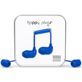 Happy Plugs In-Ear Cobalt Malá sluchátka do uší