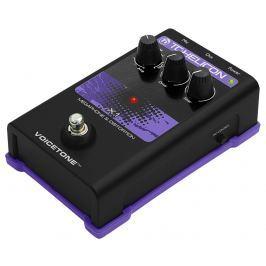 TC Helicon VoiceTone X1 Vokální procesory, vokodery, vokalizéry