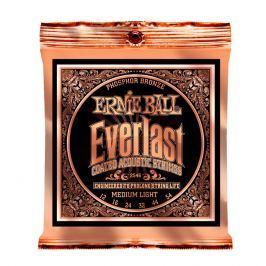 Ernie Ball 2546 Everlast Phosphor Medium Light Acoustic Struny pro akustickou kytaru .012