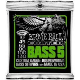 Ernie Ball 3836 Coated Bass 5-string 45-130 5-strunné sady
