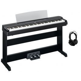 Yamaha P-255 BK SET Stage piana