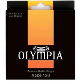 Olympia AGS 120 12-strunné sady