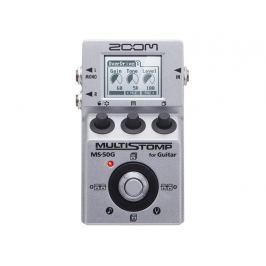 Zoom MS-50G Podlahové kytarové multiefekty