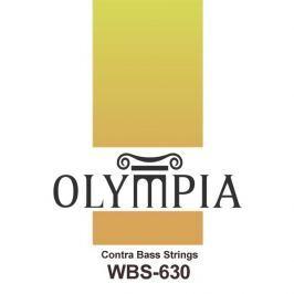 Olympia WBS630 Struny pro kontrabasy