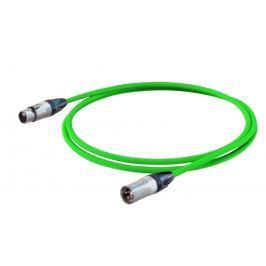 Bespeco NCMB1500C Fluorescent Green Mikrofonní kabely