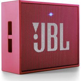 JBL Go Pink Malé přenosné repro