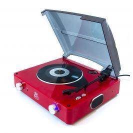 GPO Retro Stylo Red Gramofony
