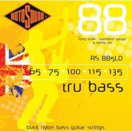 Rotosound RS 885 LD Hlazené baskytarové struny