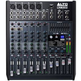Alto Professional Live 802 Mixpulty do 10 kanálů