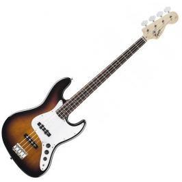 Fender Squier Affinity Jazz Bass RW Brown Sunburst 4-strunné J-Bass
