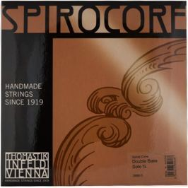 Thomastik 3886-0 Solo Spirocore Double Bass 3/4 Struny pro kontrabasy