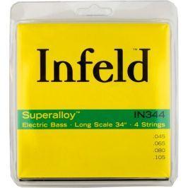 Thomastik IN344 Infeld Superalloy Bass Strings