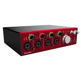 Focusrite Clarett 4Pre Thunderbolt Audio Interfaces