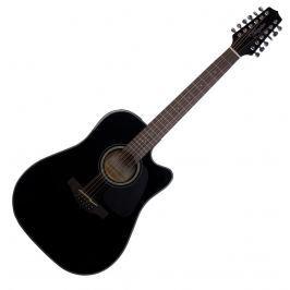 Takamine GD30CE-12BLK 12-strunné elektroakustické kytary