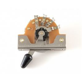 Gotoh DM-30 Ovladače / Přepínače / Potenciometry