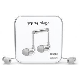 Happy Plugs In-Ear Silver Deluxe Edition