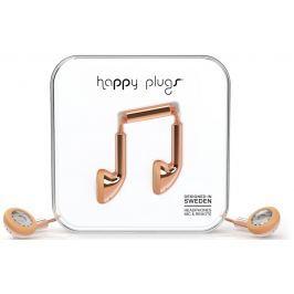 Happy Plugs Earbud Rose Deluxe Edition Malá sluchátka do uší