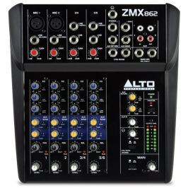 Alto Professional ZMX862 Mixpulty do 10 kanálů