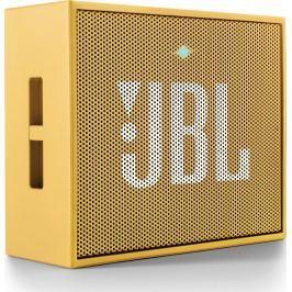 JBL Go Yellow Malé přenosné repro
