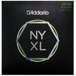 D'Addario Set Long Scale Light Top/Med Bottom 45-105 Sady strun 045