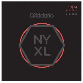 D'Addario NYXL1074 7 a více-strunné sady