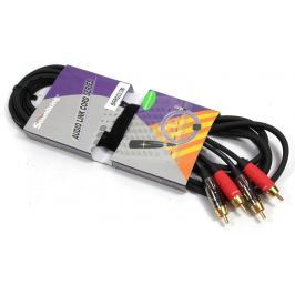 Soundking BRR003-6M Audio-RCA kabely