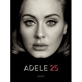 Hal Leonard Adele: 25 Ukulele Noty pro kytary a baskytary