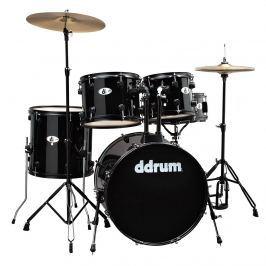 DDRUM D120B Series 5 Pc. Complete Set Black