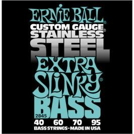 Ernie Ball 2845 Stainless Steel Extra Slinky Bass