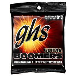 GHS Electric Guitar Boomers Roundwound Heavy, .012 - .052
