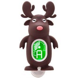 SWIFF A7 Reindeer Cartoon Tuner Brown