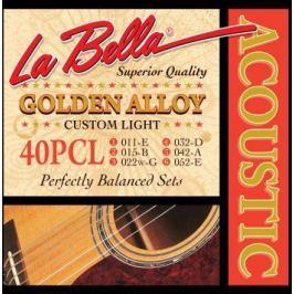 LaBella 40PCL Golden Alloy Custom Light