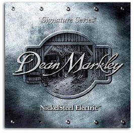 Dean Markley DM 2508 B CL Nickel Steel Electric Guitar Strings Custom 009 - 046
