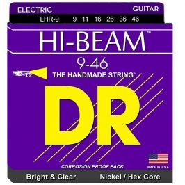 DR Strings LHR 9